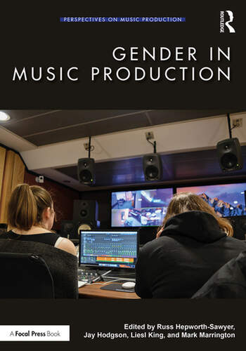 Gender in Music Production book cover