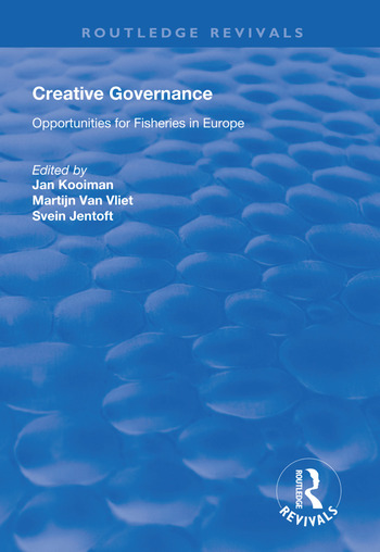 Creative Governance Opportunities for Fisheries in Europe book cover