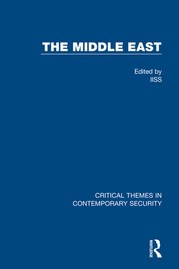 The Middle East book cover