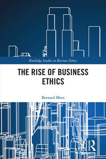 The Rise of Business Ethics book cover