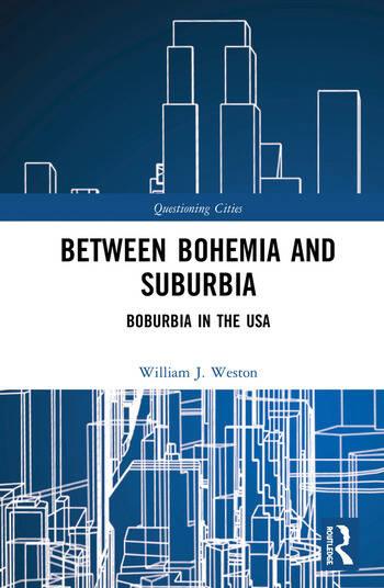 Between Bohemia and Suburbia Boburbia in the USA book cover