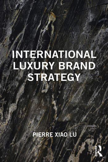 International Luxury Brand Strategy book cover