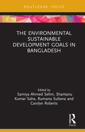 The Environmental Sustainable Development Goals in Bangladesh book cover