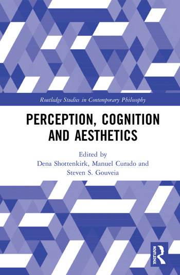 Perception, Cognition and Aesthetics book cover