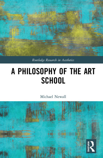 A Philosophy of the Art School book cover