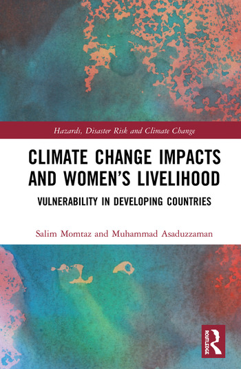 Climate Change Impacts and Women's Livelihood Vulnerability in Developing Countries book cover