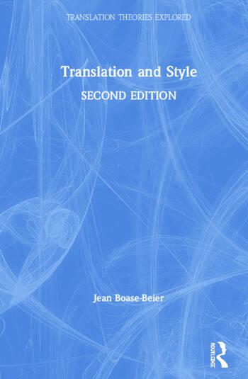 Translation and Style  9781138616189