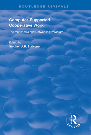 Computer-supported Cooperative Work book cover
