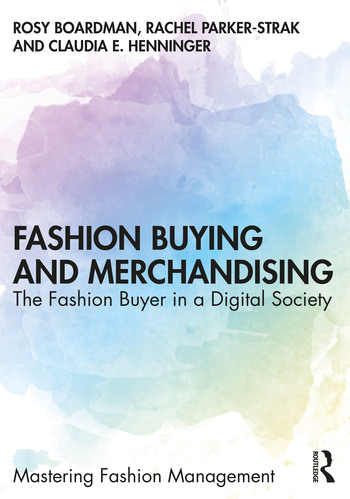 Fashion Buying and Merchandising The Fashion Buyer in a Digital Society book cover