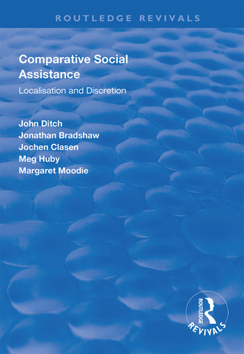 Comparative Social Assistance Localisation and Discretion book cover