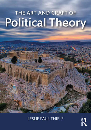 The Art and Craft of Political Theory book cover
