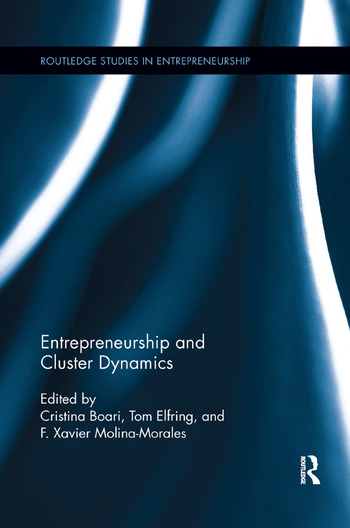 Entrepreneurship and Cluster Dynamics book cover