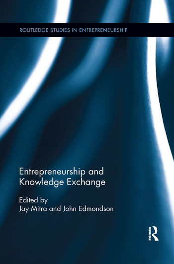 Entrepreneurship and Knowledge Exchange book cover