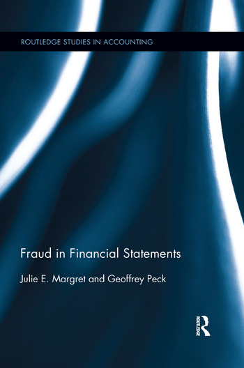 Fraud in Financial Statements book cover