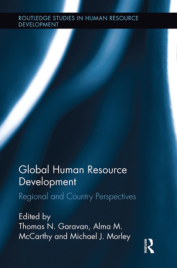 Global Human Resource Development Regional and Country Perspectives book cover