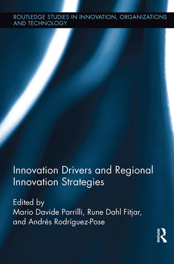 Innovation Drivers and Regional Innovation Strategies book cover
