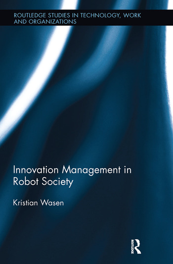 Innovation Management in Robot Society book cover