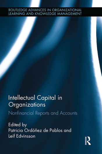 Intellectual Capital in Organizations Non-Financial Reports and Accounts book cover