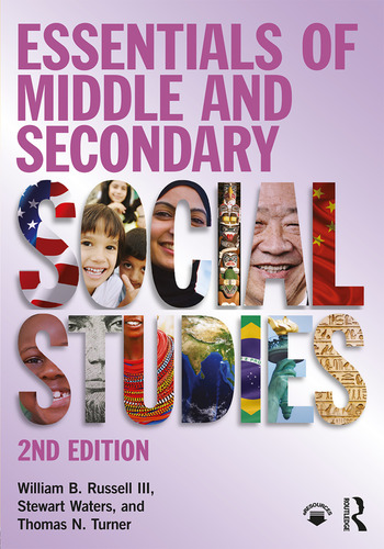 Essentials of Middle and Secondary Social Studies book cover
