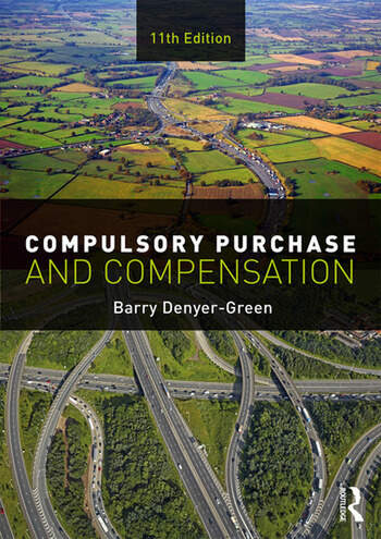 Compulsory Purchase and Compensation book cover