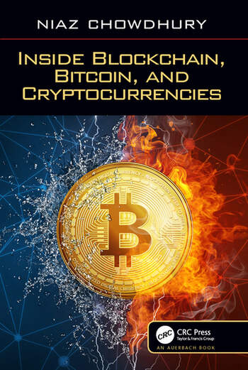 Inside Blockchain, Bitcoin, and Cryptocurrencies book cover