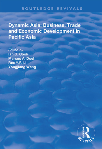 Dynamic Asia Business, Trade and Economic Development in Pacific Asia book cover