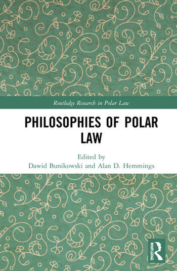 Philosophies of Polar Law book cover