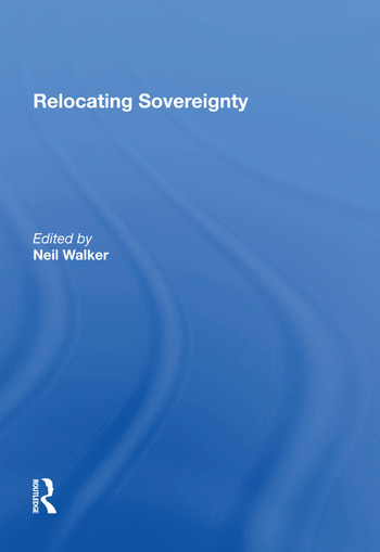 Relocating Sovereignty book cover
