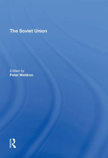 The Soviet Union book cover