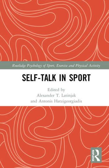 Self-Talk in Sport book cover
