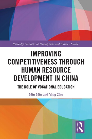 Improving Competitiveness through Human Resource Development in China The Role of Vocational Education book cover