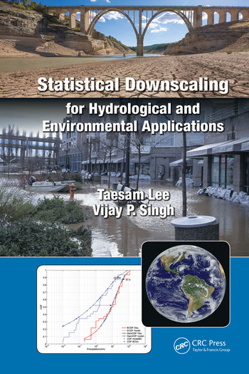 Statistical Downscaling for Hydrological and Environmental Applications book cover