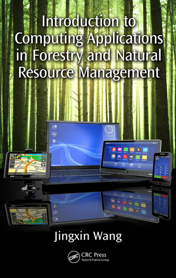 Introduction to Computing Applications in Forestry and Natural Resource Management book cover