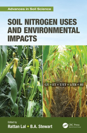 Soil Nitrogen Uses and Environmental Impacts book cover