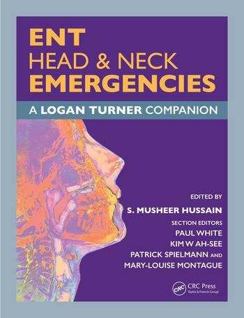 ENT, Head & Neck Emergencies A Logan Turner Companion book cover