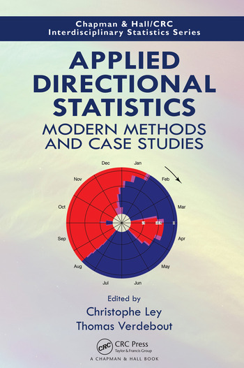 Applied Directional Statistics Modern Methods and Case Studies book cover