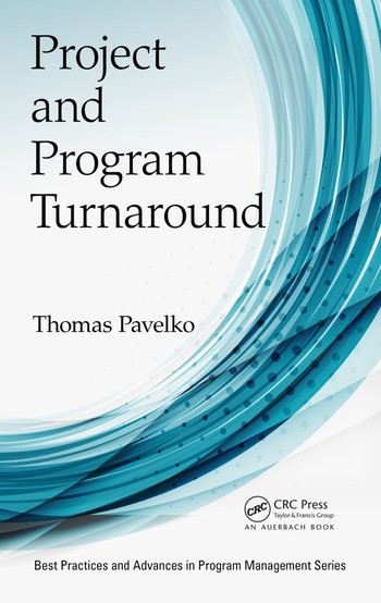 Project and Program Turnaround book cover