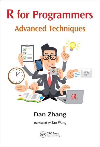 R for Programmers Advanced Techniques book cover