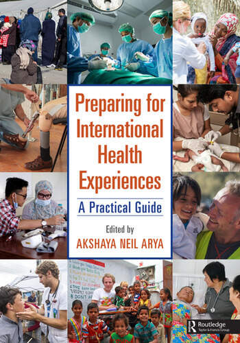 Preparing for International Health Experiences A Practical Guide book cover