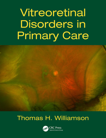 Vitreoretinal Disorders in Primary Care book cover