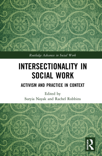 Intersectionality in Social Work Activism and Practice in Context book cover