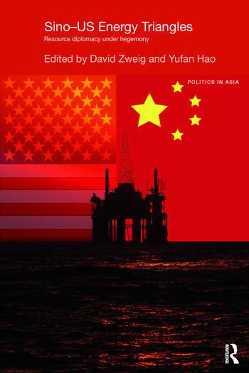 Sino-U.S. Energy Triangles Resource Diplomacy Under Hegemony book cover