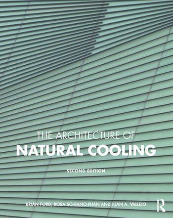 The Architecture of Natural Cooling book cover
