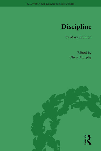Discipline by Mary Brunton book cover