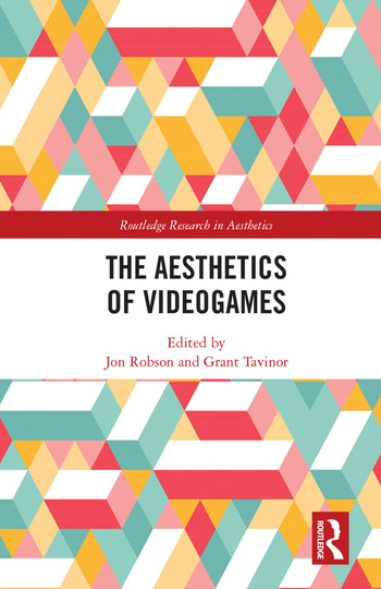 The Aesthetics of Videogames book cover