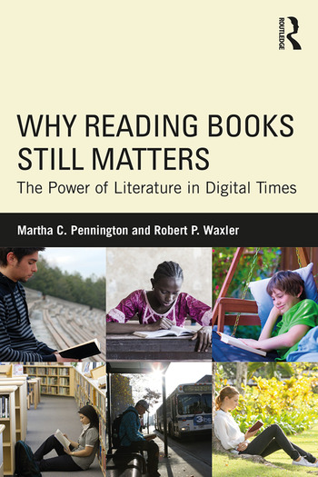 Why Reading Books Still Matters The Power of Literature in Digital Times book cover