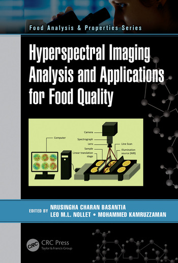 Hyperspectral Imaging Analysis and Applications for Food Quality book cover