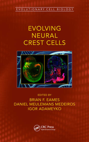 Evolving Neural Crest Cells book cover