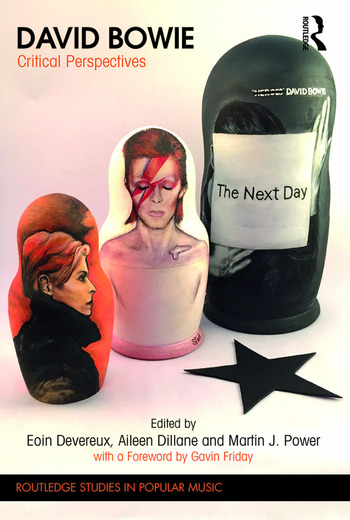 David Bowie Critical Perspectives book cover