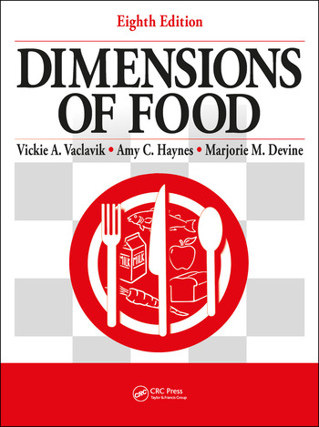 Dimensions of Food, Eighth Edition book cover